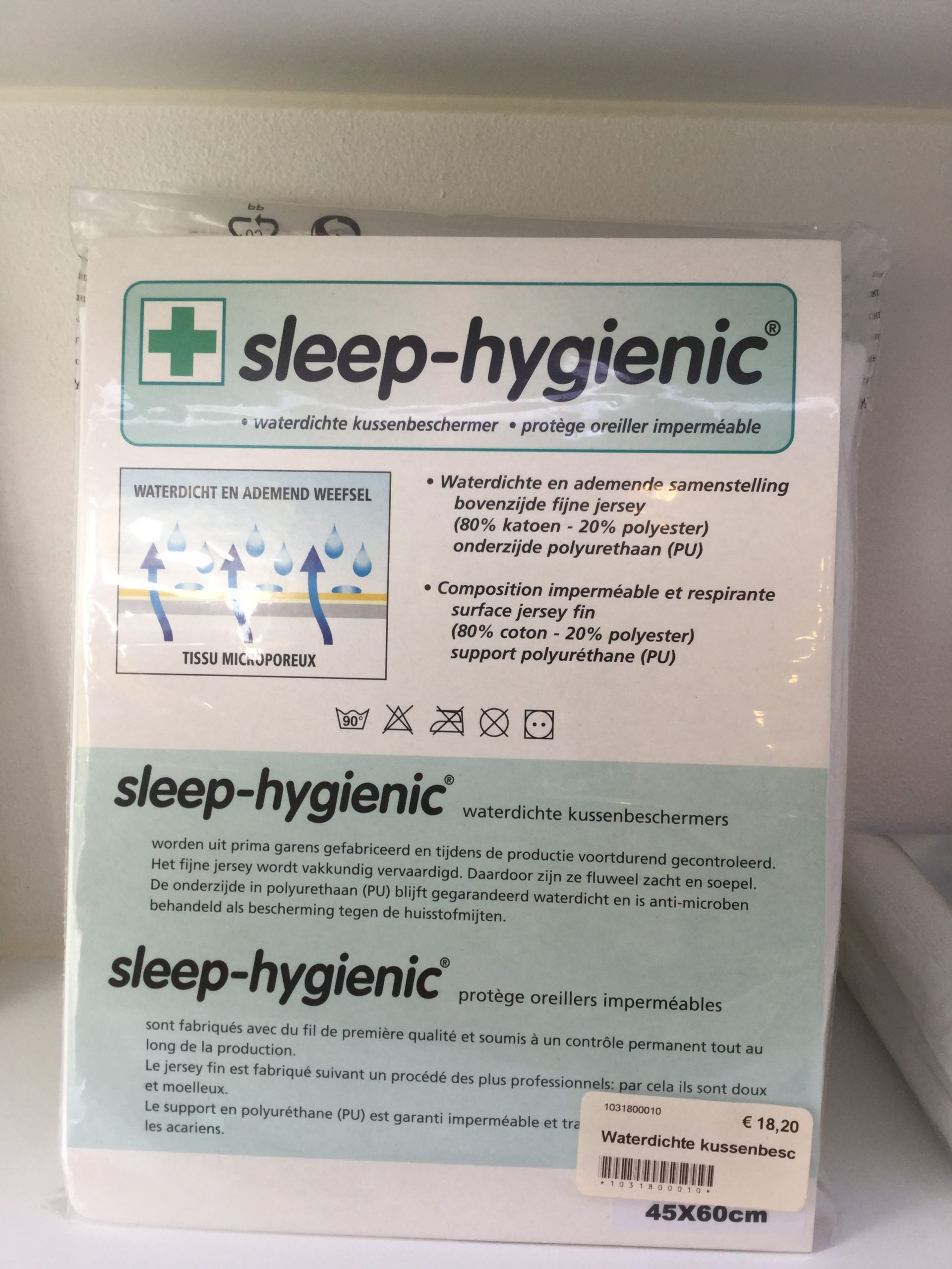 kussenbeschermer sleep-hygienic Image